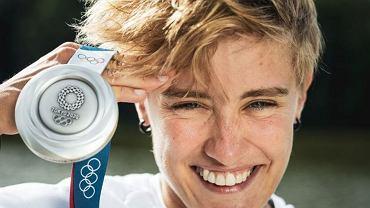 Katarzyna Zillmann, wioślarka, srebrna medalistka z Tokio