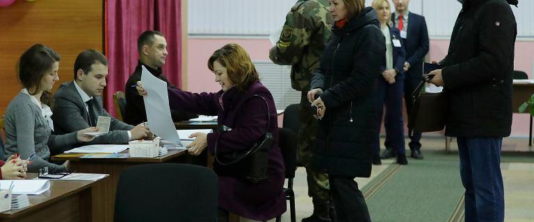 Wybory na Białorusi. Żaden kandydat opozycji nie zdobył mandatu
