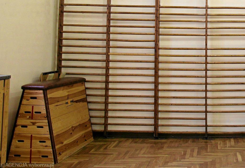 Sala gimnastyczna / zdjęcie ilustracyjne