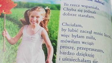 Kontrowersyjny wierszyk w podręcznikach szkolnych