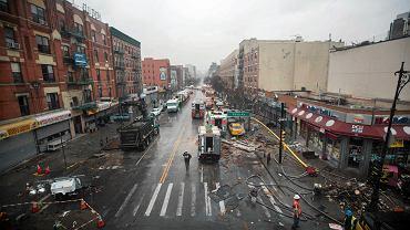 Rośnie bilans ofiar śmiertelnych wybuchu gazu na Manhattanie