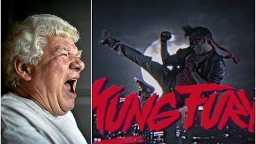 """Polska wersja """"Kung Fury"""" już w drodze."""