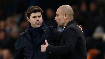 Mecz Manchester City - Tottenham w 22. kolejce Premier League