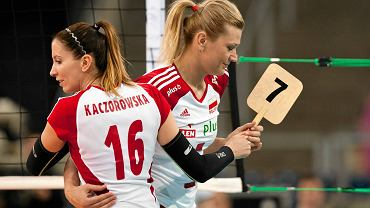 Klaudia Kaczorowska i Małgorzata Glinka-Mogentale
