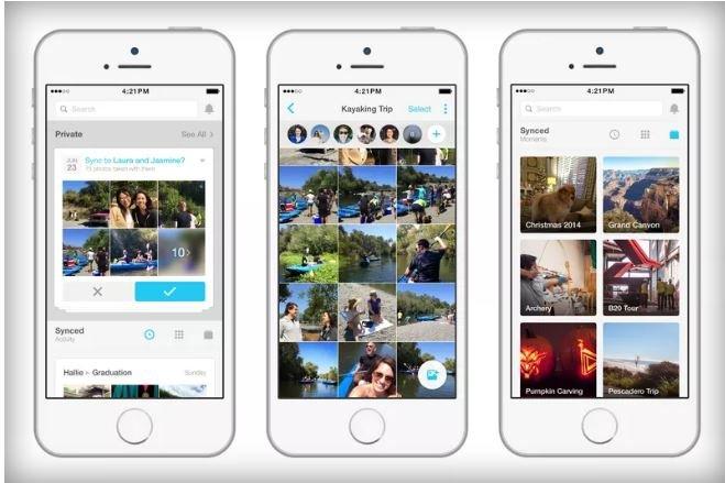 Facebook Moments - niedługo być może będziesz musiał zainstalować tę aplikację
