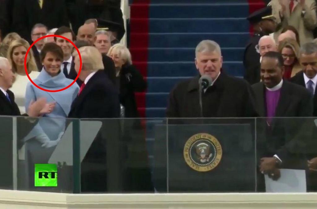 Inauguracja Donalda Trumpa na prezydenta