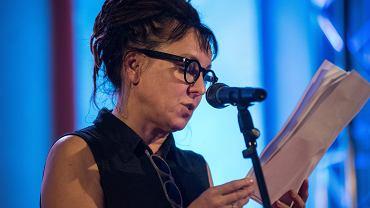 Olga Tokarczuk, laureatka literackiej nagrody Nobla za 2018 rok