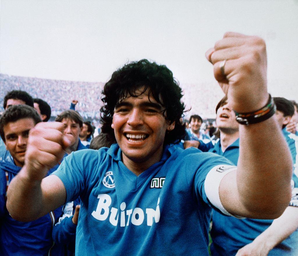 Obit Maradona