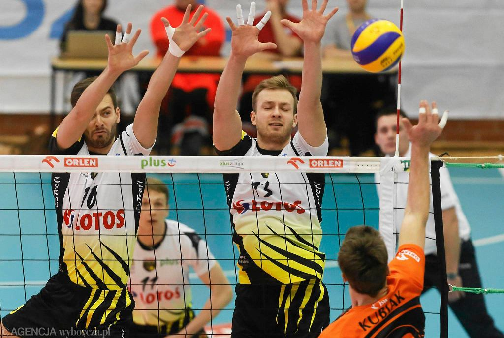 mecz Jastrzębskiego z Lotosem