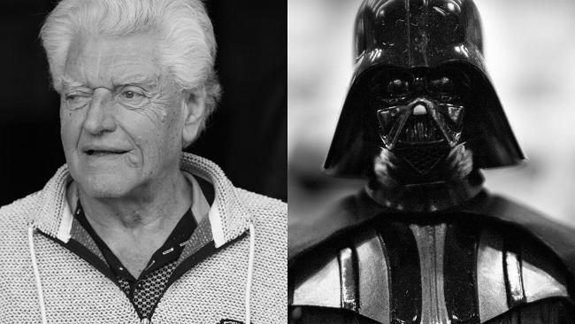 """David Prowse nie żyje. Darth Vader z """"Gwiezdnych Wojen"""" zmarł w wieku 85 lat"""