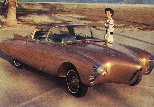 Oldsmobile Golden Rocket