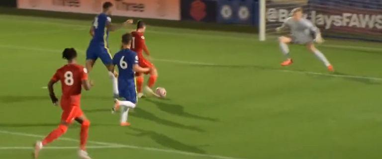 Kolejny znakomity występ Mateusza Musiałowskiego. Dwa gole 17-latka przeciwko Chelsea [WIDEO]