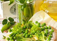Tarta z groszkiem i brokułami - ugotuj