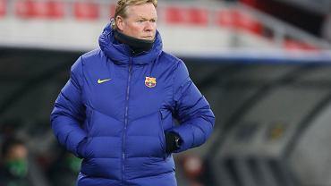 Koeman oskarżył piłkarza Barcelony.
