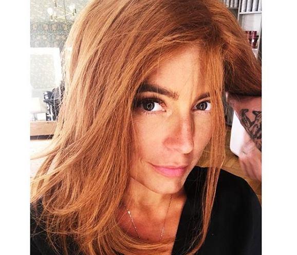 Anna Mucha zmieniła kolor włosów!
