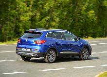 Opinie Moto.pl: Nissan Qashqai 1.3 vs. Renault Kadjar 1.3 - porównanie. Bratobójczy pojedynek bestsellerów