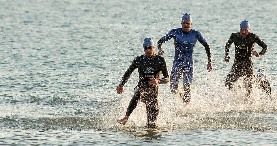Debiut w triathlonie