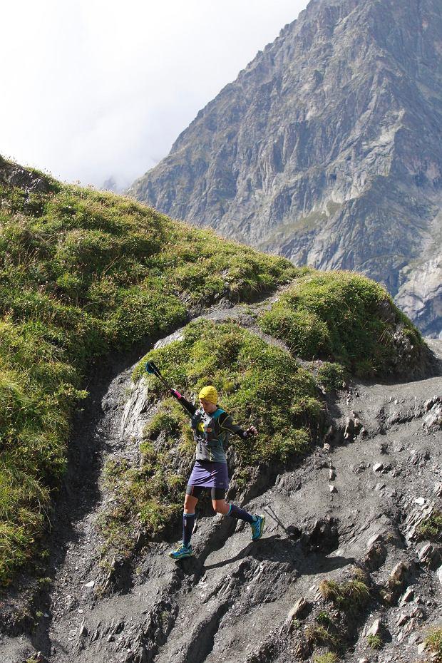 'Bieganie to coś więcej niż 'tłuczenie kilometrów'. To pokonywanie barier i słabości.'