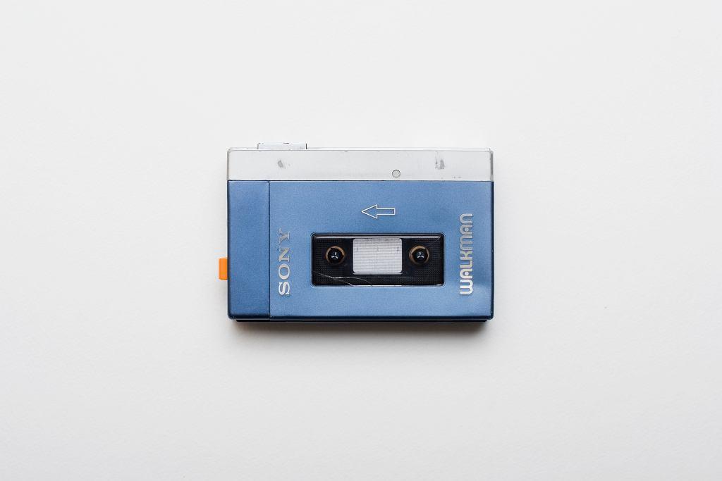 Oryginalny Sony Walkman TPS-LT