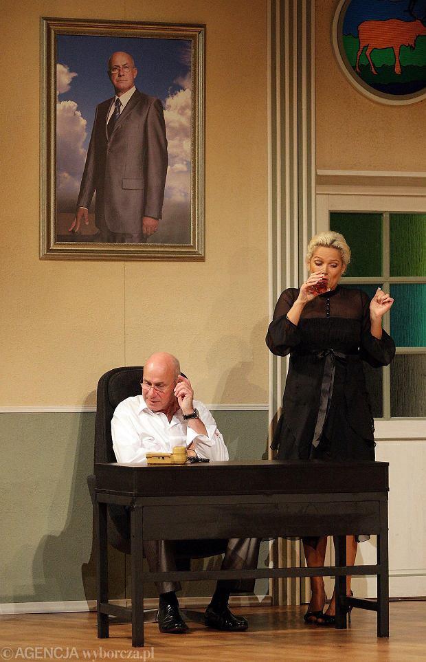 Zdjęcie numer 14 w galerii - Przypominamy role Piotra Machalicy w Teatrze im. Mickiewicza w Częstochowie [ZDJĘCIA]