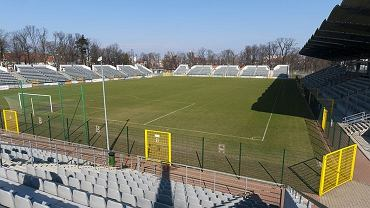 Stadion Miedzi Legnica