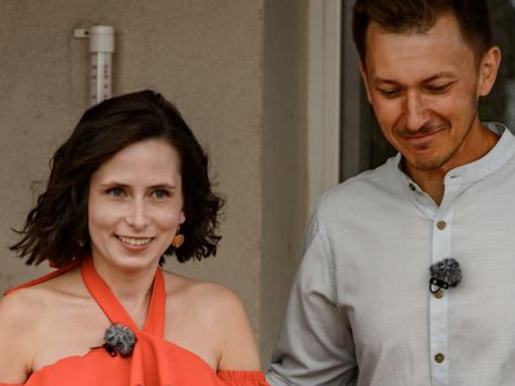 Ewelina i Maciek z 'Rolnik szuka żony'
