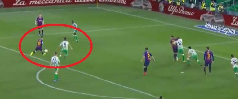 Cudowne gole Leo Messiego w meczu z Realem Betis. Po ostatnim kibice rywali zaczęli bić mu brawo