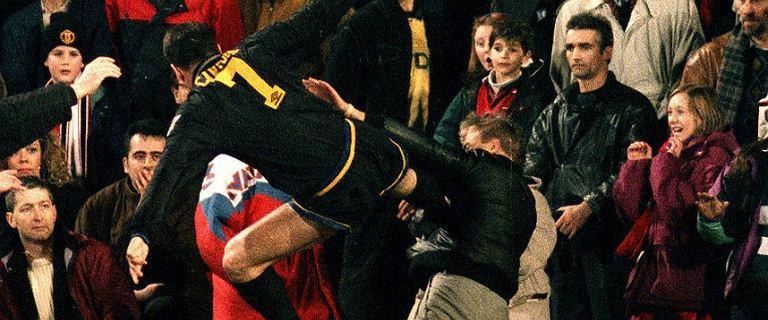Eric Cantona tym atakiem przeszedł do historii. Dużo gorsze są losy jego ofiary