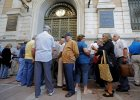 Łotyszka radzi Grekom: Zadać sobie dwa pytania i zacisnąć pasa