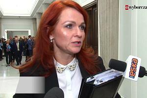 Szefowa Kancelarii Sejmu nie stawi się w sądzie: Bardzo mi przykro