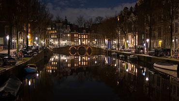 Amsterdam, Holandia.