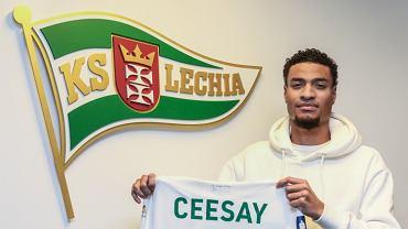 Nowy piłkarz Lechii Gdańsk Joseph Ceesay