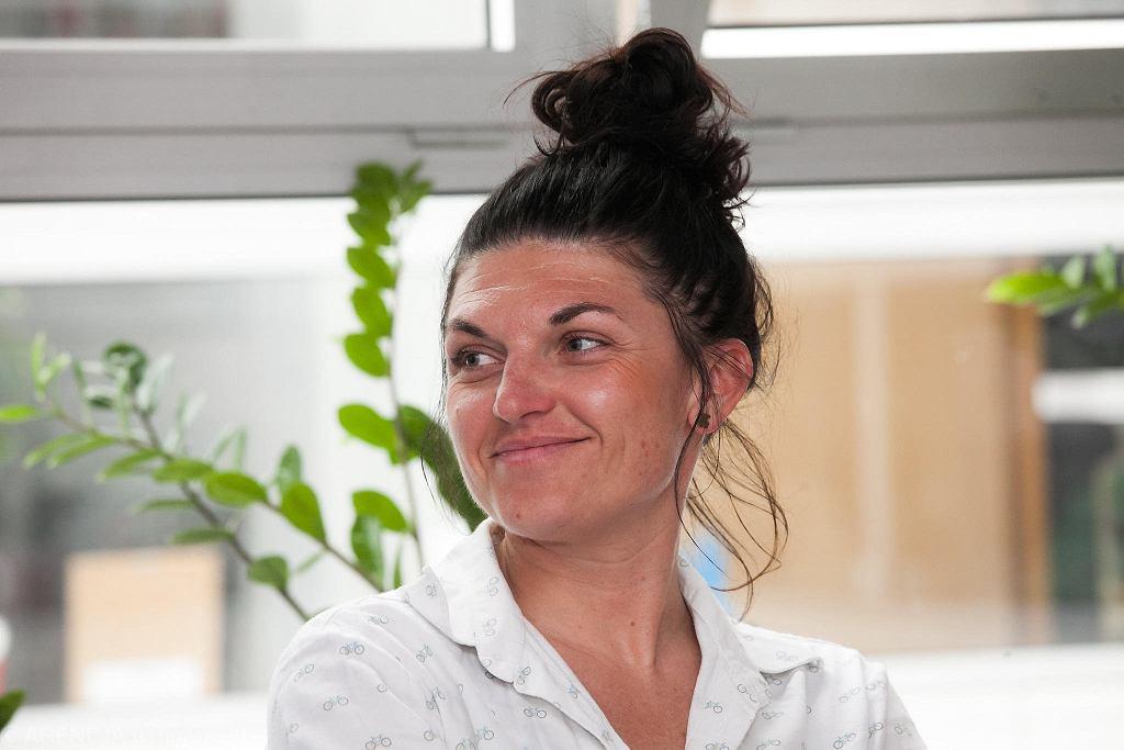 Marta Kowalczyk-Lachowska, specjalista w Dziale Administracji & Corporate Affairs w Toyota Motor Manufacturing Poland