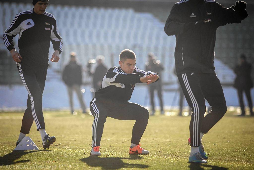 Aleksander Jagiełło w przyszłym sezonie będzie grał w Arce