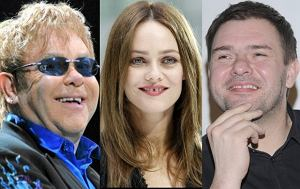 Elton John, Vanessa Paradis, Tomasz Karolak