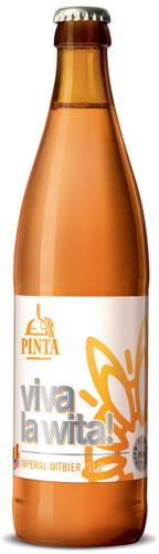 Pyszne pszeniczne piwa, piwo, alkohol, Viva la Wita!, imperial witbier, PINTA
