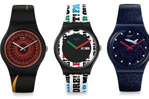 Swatch stworzył kolekcję zegarków poświęconych Jamesowi Bondowi