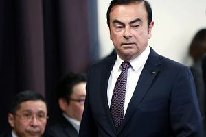 Koniec ery Carlosa Ghosna w Nissanie. Były szef Renault usunięty z władz Nissana