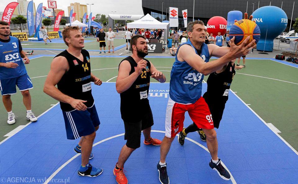 Turniej kwalifikacyjny Mistrzostw Polski w koszykówce 'Zelmer 3x3 Quest'