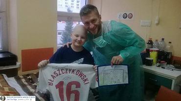 Mundial 2018. Jakub Błaszczykowski pomógł choremu chłopcu i chciał to ukryć