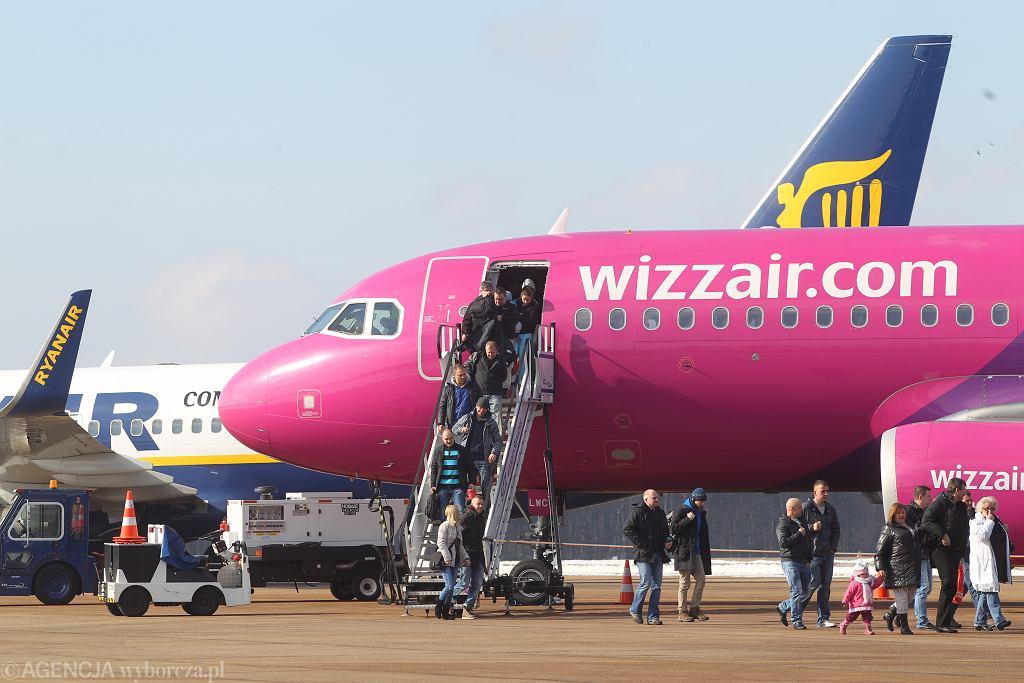 Zmiany w siatce połączeń Wizz Air