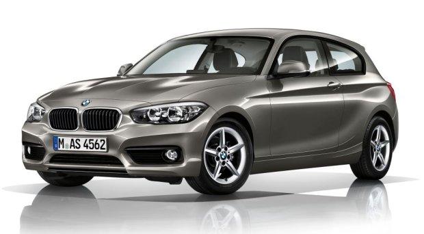 BMW serii 1 Advantage