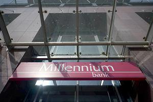 Franki topią banki. Jako pierwszy na celowniku Millennium