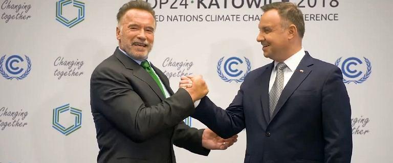 Schwarzenegger, Trump i Dudabus. Jest nowy spot wyborczy Andrzeja Dudy