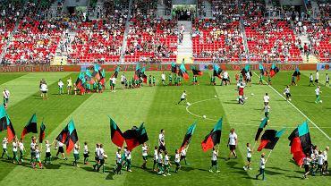 Otwarcie stadionu GKS-u Tychy w 2015 roku