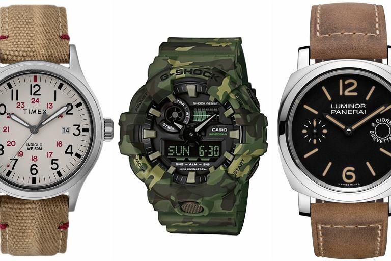 7b17878e19cd4 5 zegarkowych propozycji LOGO  styl militarny