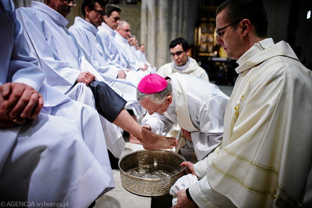 Dziś Wielki Czwartek. W Kościele katolickim rozpoczyna się Triduum Paschalne
