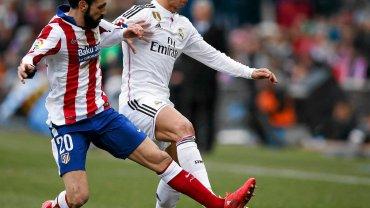 Juanfran Torres i Cristiano Ronaldo