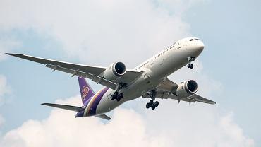 Pracownicy linii Thai Airways upozorowali własną śmierć