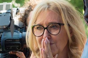 Agata Młynarska trafiła do szpitala